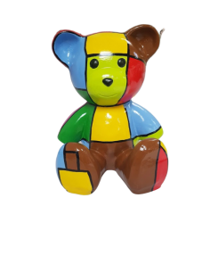 SCULPTURE OURSON TEDDY BEAR...