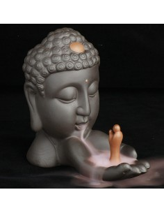 Breath of buddha
