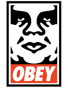 Print OBEY ICON Signed by SHEPARD FAIREY alias OBEY