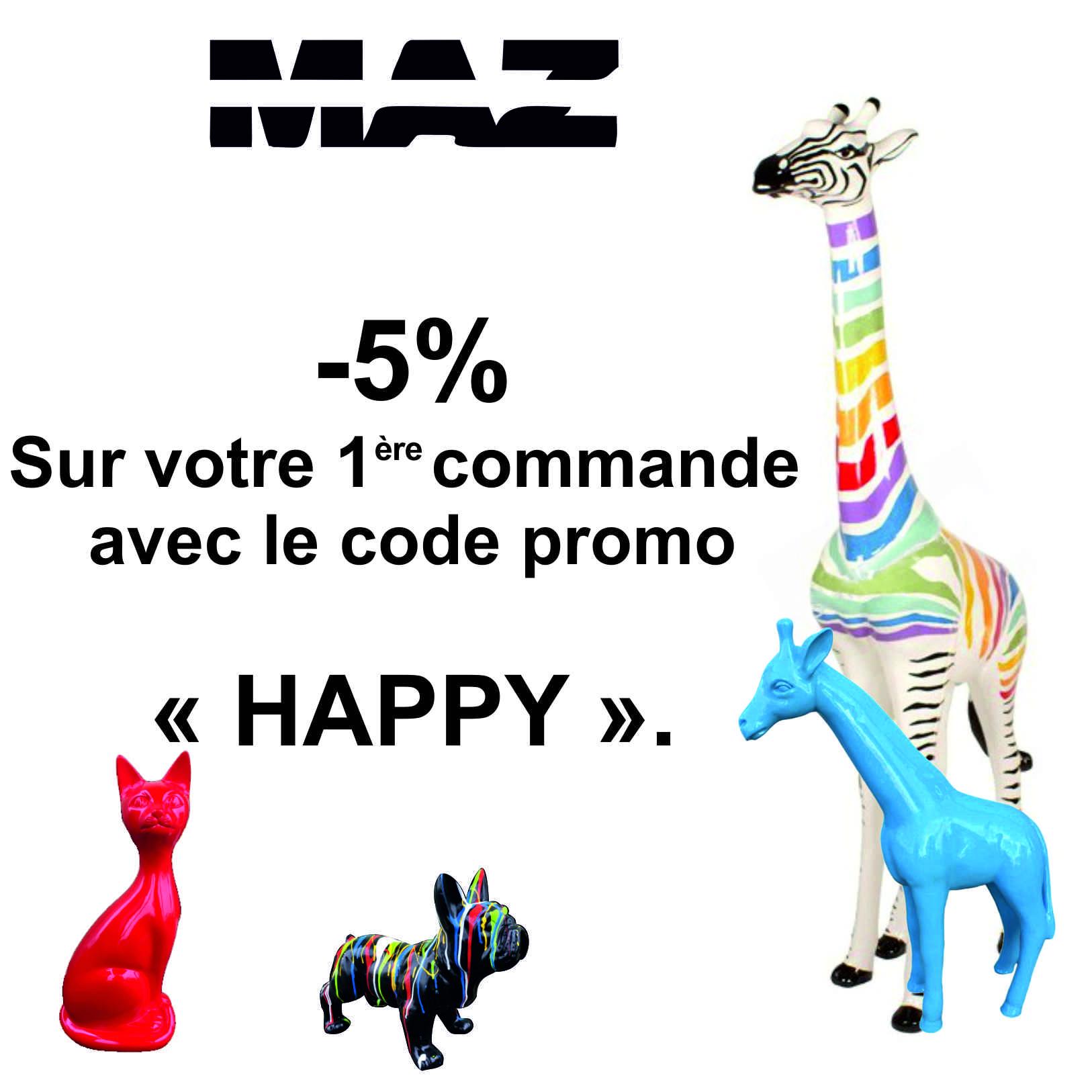 Code Promo HAPPY